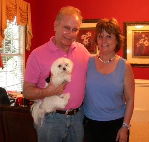 Allen Family w/ Bella - Burlington, NC