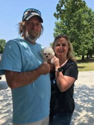 Causey Family w/Rigby - New Hill, NC
