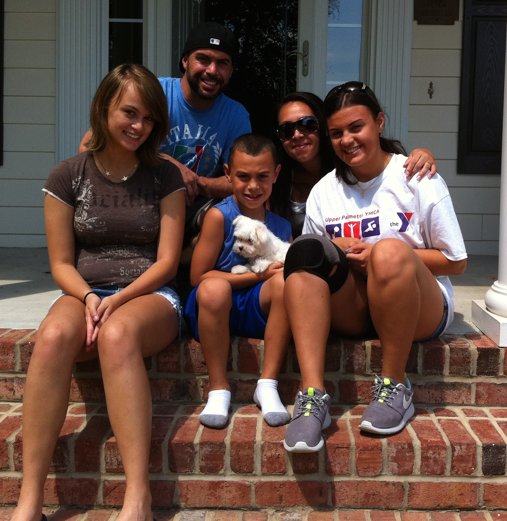 Spinillo Family w/Cody - Fort Mill,SC
