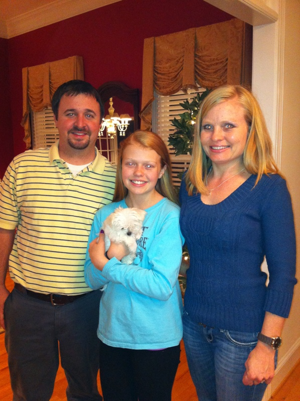 Dupree Family w/ Lilly - Lillington, NC